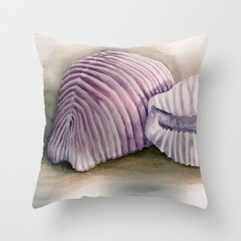 Groatie Buckie Throw Pillow