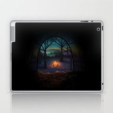Bonfire Laptop & iPad Skin