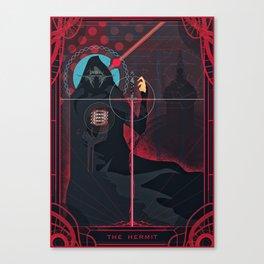 The Hermit Canvas Print