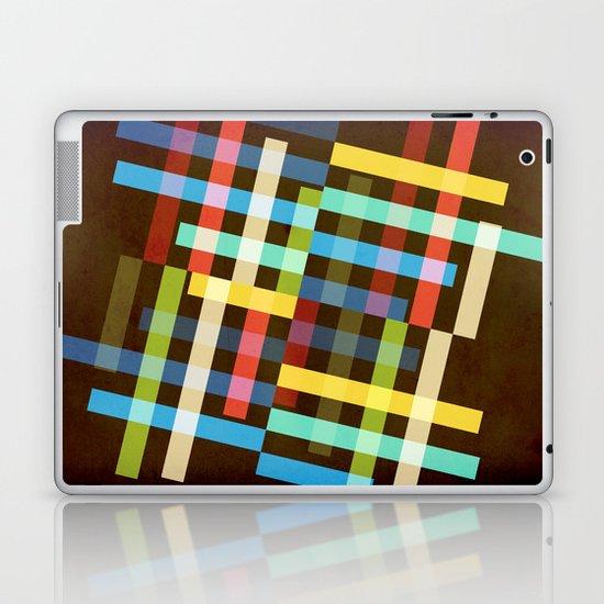 Up and Sideways Laptop & iPad Skin