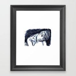 fetal Framed Art Print