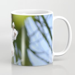 All the World is Fluff and Posture Coffee Mug