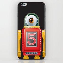Hellobot 2 iPhone Skin