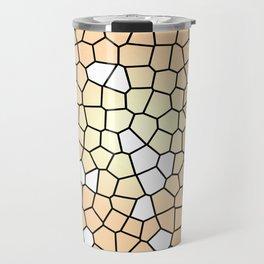 Autumn Mosaic Travel Mug