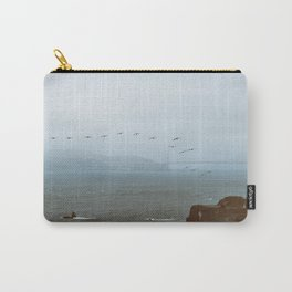 Misty day in San Francisco Carry-All Pouch