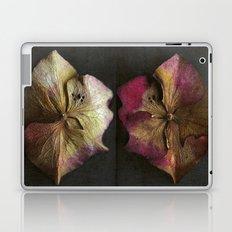 Vintage Hydrangea Petals Laptop & iPad Skin