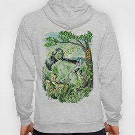 Lion Mother Hoody