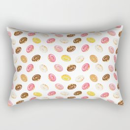 Love Donuts Rectangular Pillow