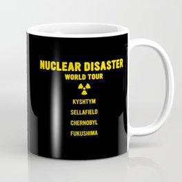NUCLEAR DISASTER WORLD TOUR Coffee Mug