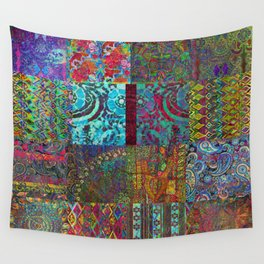 Bohemian Wonderland Wall Tapestry