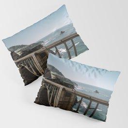 Bixby Bridge in Big Sur California Pillow Sham