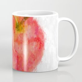 Big Red Apple Coffee Mug