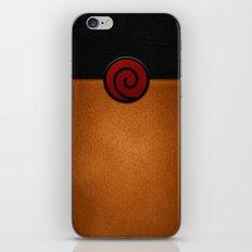 NARUTO iPhone & iPod Skin