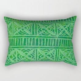 Abundance Pattern Rectangular Pillow