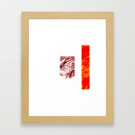 Washi *2 Framed Art Print