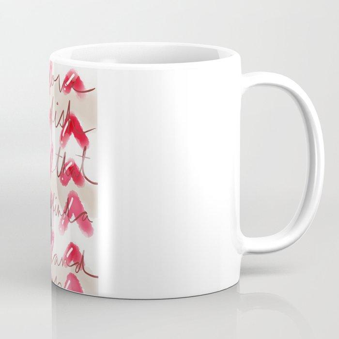 Fish is my Valentine... Coffee Mug