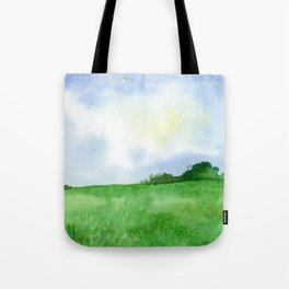 English Summer Tote Bag