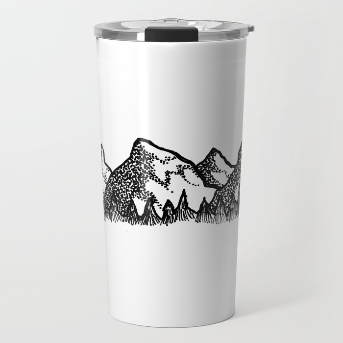 Mt. Range Travel Mug