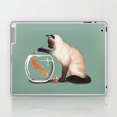 Goldfish need friend Laptop & iPad Skin
