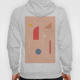 Minimal Geometric Shapes 102 Hoody
