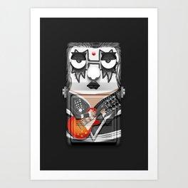 Kizz Overdrive Art Print