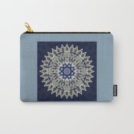 Diamonds and Sapphires Carry-All Pouch