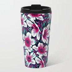 Manuka Floral Print -  Light Travel Mug