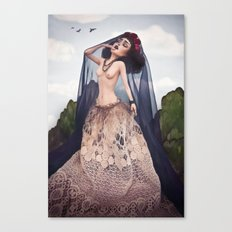 A Lover's Dream Canvas Print