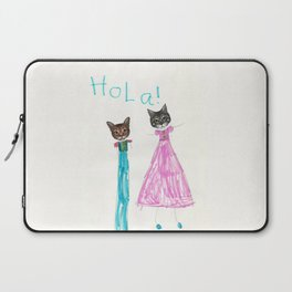 Hola Cats! Laptop Sleeve