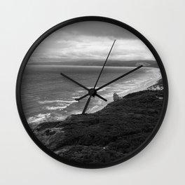Aireys Inlet Vista Wall Clock