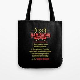 Ham Radio Operator - Gift Tote Bag