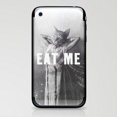 EAT-ME iPhone & iPod Skin