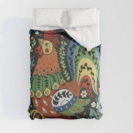 Chanticleer Comforters