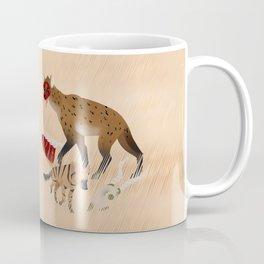 Hyena species  Coffee Mug