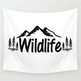 outdoors Wall Tapestry