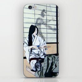 Forced Entry II iPhone Skin