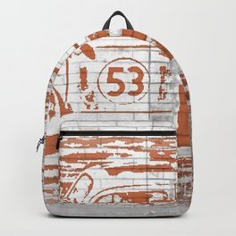 Herbie Has A Split Ride? Backpack