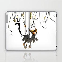 "Lili B. ""Entangled cat"" Laptop & iPad Skin"