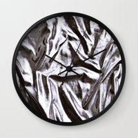 disco Wall Clocks featuring DISCO by paginnation