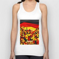 germany Tank Tops featuring Germany by Danny Ivan