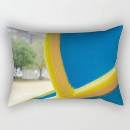 You See Me Rectangular Pillow