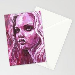 Lindsay Wixson Stationery Cards
