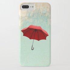 Chasing clouds iPhone 7 Plus Slim Case