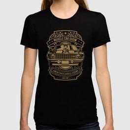 muscle car show american classic legend T-shirt