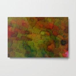 Colors in autumn ... Metal Print