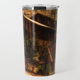 Honey Run Covered Bridge Travel Mug