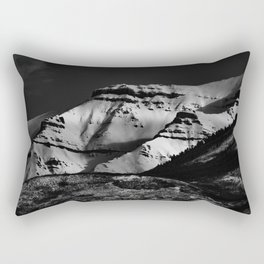 The Mighty Fortress Of Solitude Rectangular Pillow