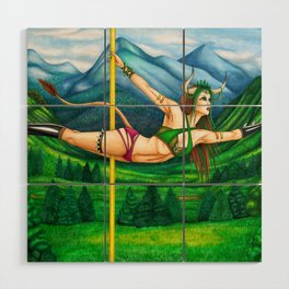 Pole Stars - TAURUS Wood Wall Art