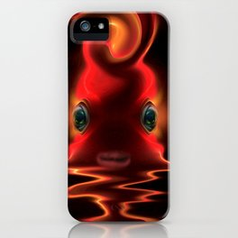 Fiffi The Funky Fish - Fantasy Fish Art By Giada Rossi iPhone Case