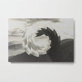 Natural Offset Metal Print